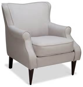 Light Gray Armchair Harry Light Grey Armchair Traditional Armchairs And