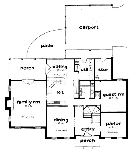 classical style house plan 4 beds 3 50 baths 4000 sq ft classical style house plan 4 beds 3 baths 2590 sq ft