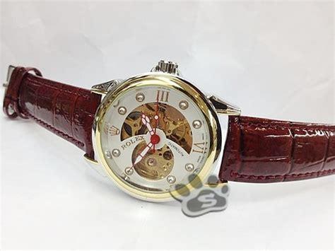 Jam Tangan Rolex Slr9 Rantai 3 Warna jam tangan rolex jam tangan grosir murah