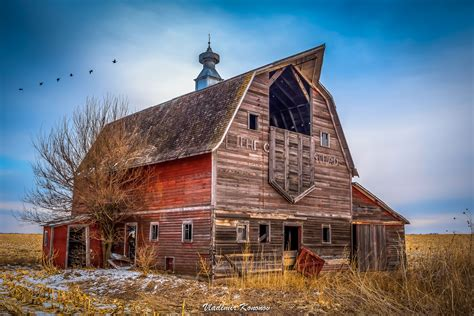 The Barn barn vlad kononov