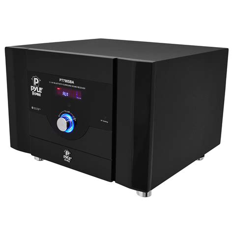 pyle bluetooth  ch  home theater system stereo