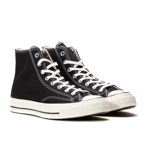 Ct 70s Polka Black Hi converse ct 1970 hi black 142334c