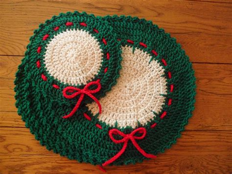 pattern christmas placemats crochet placemats for sale google search craft ideas