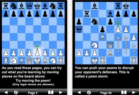 layout for chess game learn chess iphone apps finder