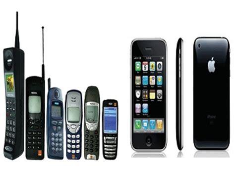 the evolution of mobile phones [video]   gizmocrazed