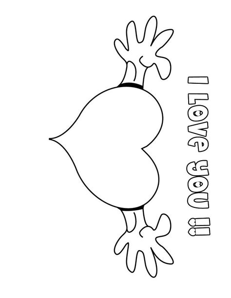 coloring pages love quot i love you quot coloring pages gt gt disney coloring pages