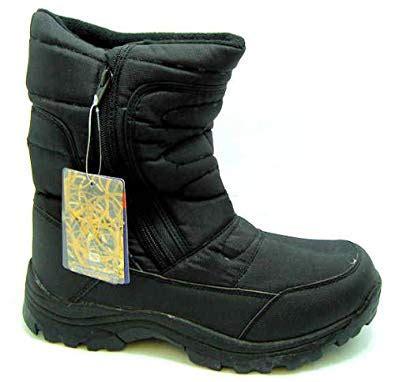 mens winter boots wide width mens wide width snow boots tsaa heel