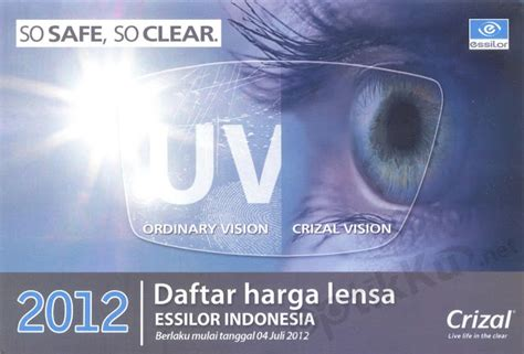 Lensa Photochromic Progresif optikku kualitas top harga murah lensa single vision essilor