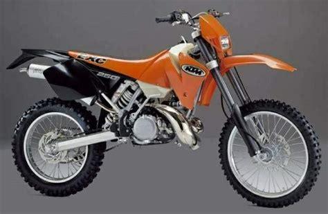 1999 Ktm 250 Exc Ktm 250 Exc Enduro