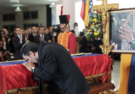 venezuelan president hugo chavez s funeral in caracas