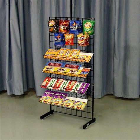 Snack Rack single sided 2 ft or snack rack store