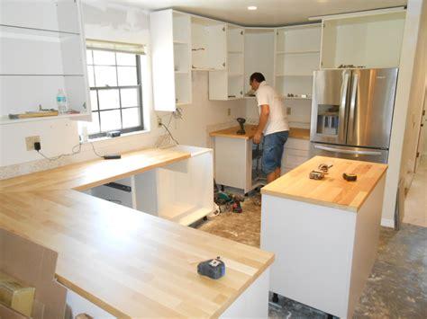 ikea kitchen cabinets installation decor ideas