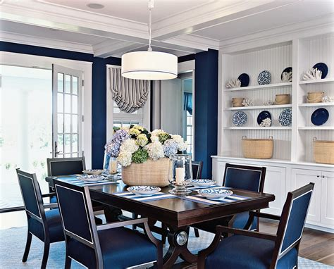 coastal living dining room coastal living home tour 15 photos the home touches