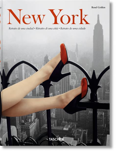 new york portrait of a city libros taschen