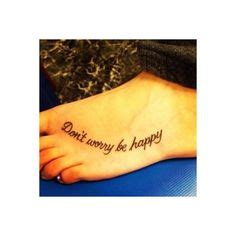 don t worry be happy tattoo ideas on ohana family tattoos and