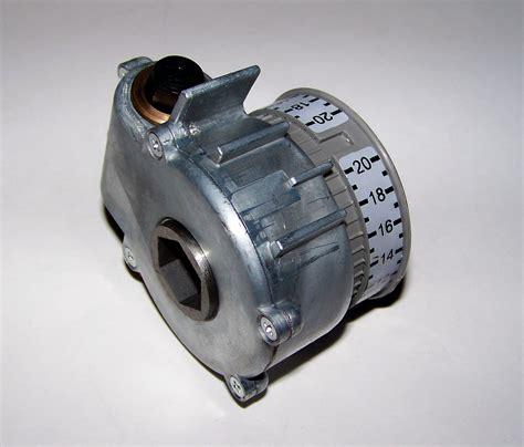 Wayne Dalton Torquemaster Winding Tool For Tm 308963p4 Torquemaster Garage Door Opener
