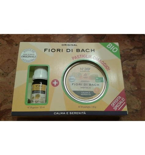 fiori di bach n 39 lemon pharma kit emergenza fiori di bach n 176 39 gocce