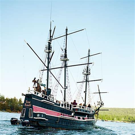 big bear queen boat tour big bear lake pirate ship big ships pinterest