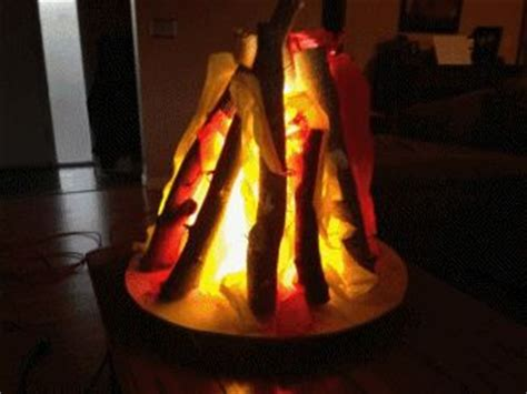 Artificial Fireplace Flames by Best 25 Cfire Ideas On