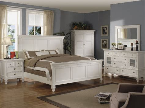white bedroom suites summer white panel bedroom suite by cole