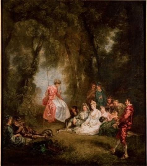 the swing watteau watteau abecedario agr 233 ments de l et 233 copies