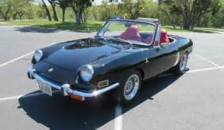 Fiat 850 Sport Spider For Sale 1982 Fiat Spider Turbo For Sale