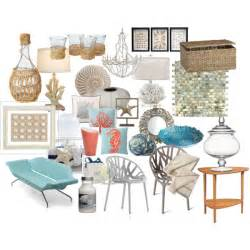 seaside home decor seaside home decor polyvore