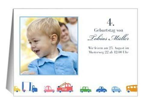 Vorlage Word Klappkarte Einladung Kindergeburtstag Autos