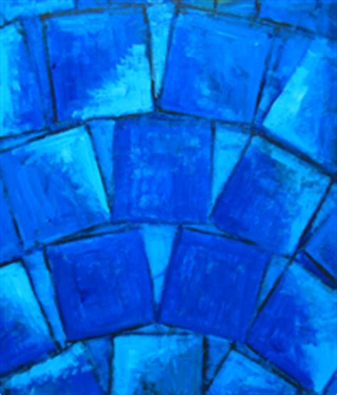 quot geometric three blue suns and sea waves quot new geometric quot geometric three blue suns and sea waves quot new geometric