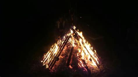 lagerfeuer im garten lagerfeuer f 252 r garten terrasse feuerschale oder