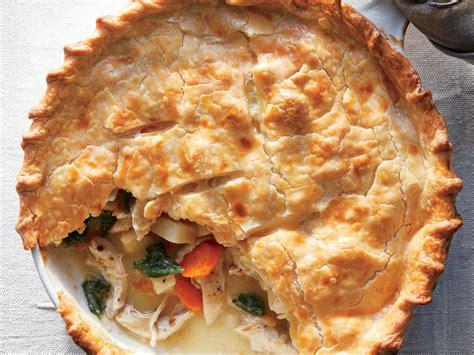 chicken and pie best recipe one dish chicken recipes cooking light