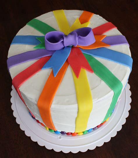Cake Rainbow Decoration by To Cake Rainbow Cake