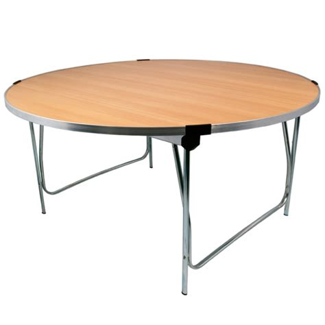 5ft Folding Table by Gopak Folding Table 5ft Laminate Top Tables