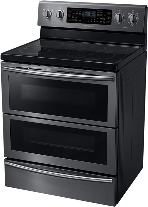 Oven Cooktop - samsung ne59j7850wg 30 inch freestanding electric range