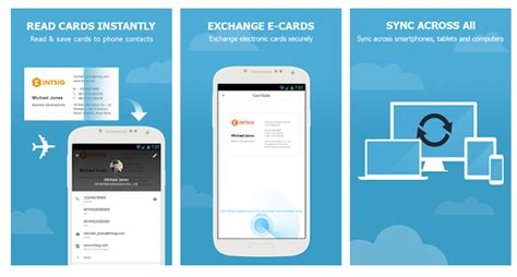 Camcard Free Business Card R
