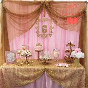 pink and gold baby shower ideas 17 best ideas about gold baby showers on baby shower decorations pink and gold