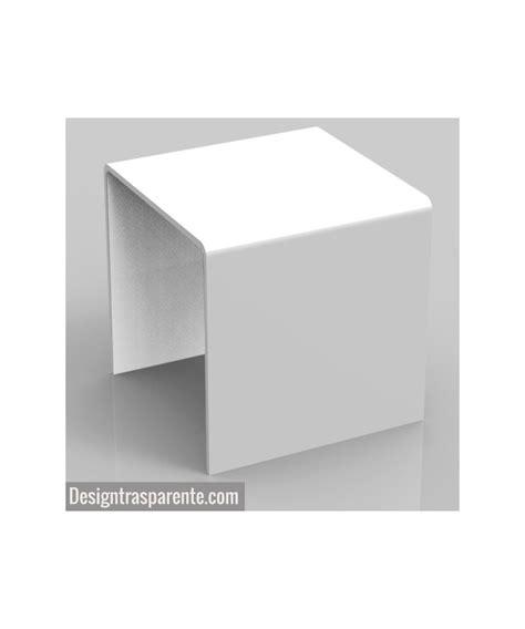 sgabello plexiglass sgabello in plexiglass bianco per doccia