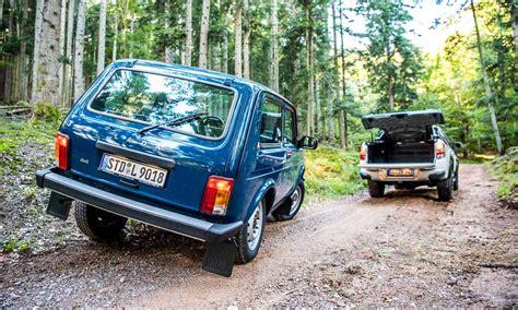 Lada Offroad Lada Niva Taiga 4x4 Im Fahrbericht Retro Offroad