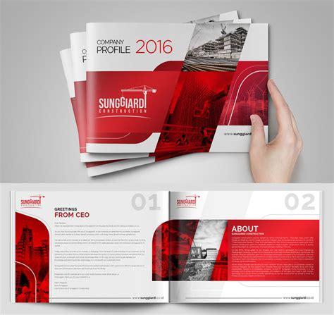 company profile design brief sribu company profile design desain company profile untuk