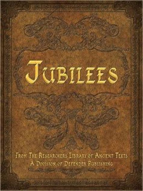 the book of jubilees books the book of jubilees by horn 2940014762519 nook