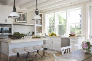Beach house watch hill ri beach style kitchen providence by