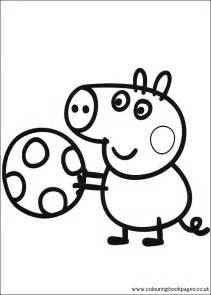 peppa pig coloring peppa pig colouring pages printable pictures and sheets