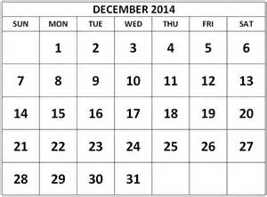 2014 Calendar December Free Is My Freeismylife December 2014 Calendar All