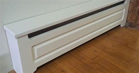 Wainscoting Def - diy baseboard heater covers from wood google search ri house pinterest baseboard heater