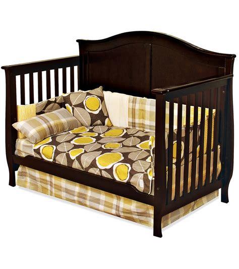 Childcraft Crib by Child Craft Camden Convertible Crib In Jamocha