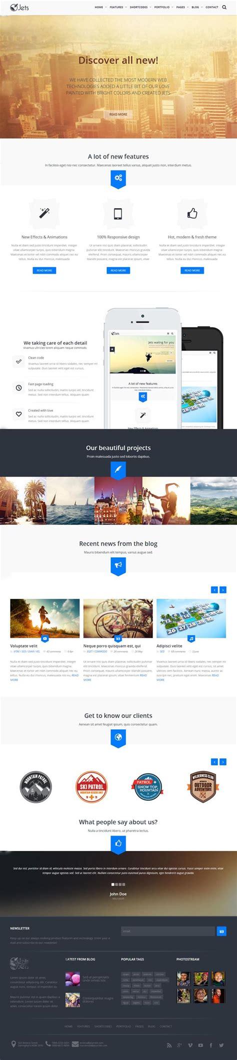 Html5 Responsive Website Templates Web Design Graphic Design Junction Modern Responsive Website Templates