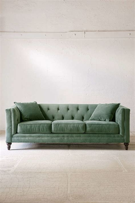 urban couches 20 velvet couches that add sophistication and eclectiscism