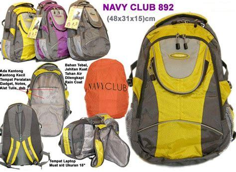 Harga Tas Merk Navy Club tas ransel tas laptop kreanik sprei bedcover tas