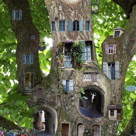 fairy doors   garden ideal home