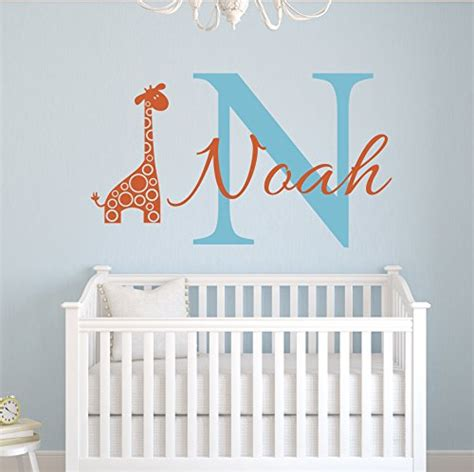 Giraffe Baby Decorations Nursery Giraffe Nursery Decor